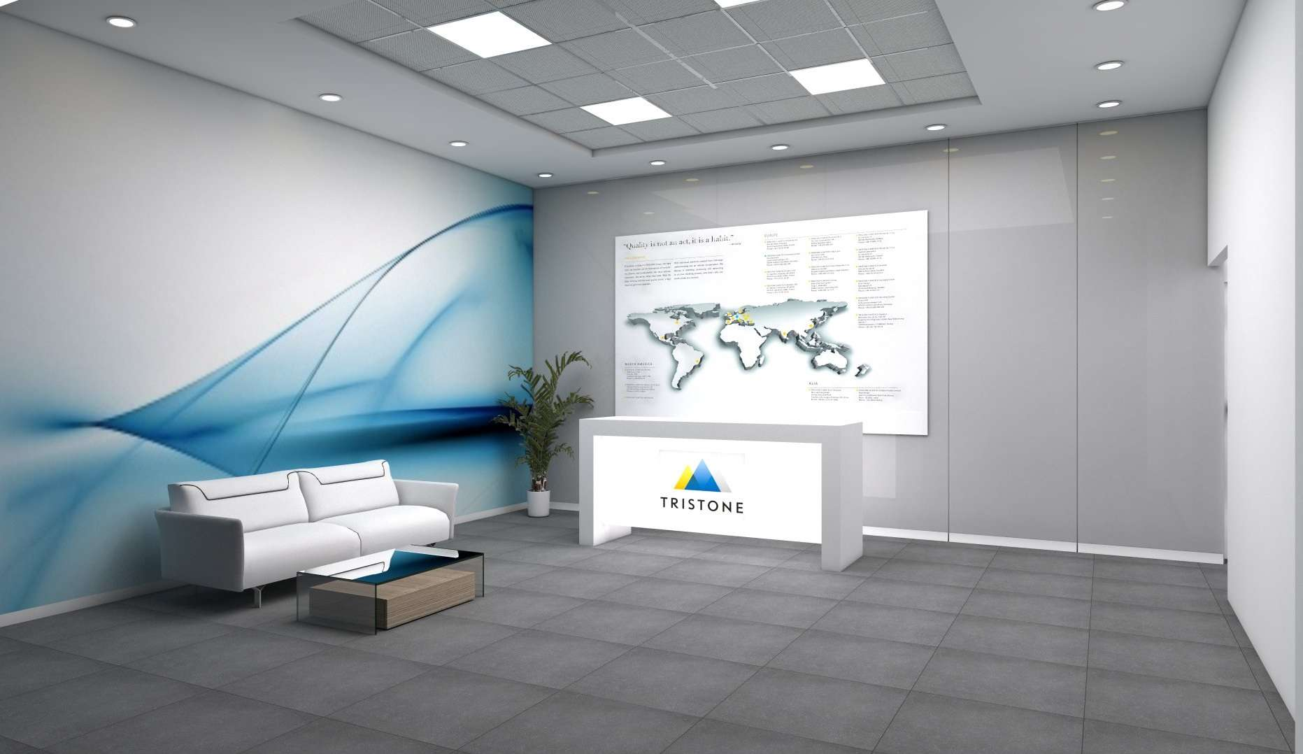 Conceptualization Of Ideas Creating Concepts And Visualization Space Planning Operational Layouts